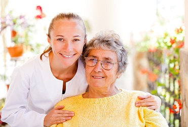 home care services Toronto - young PSW