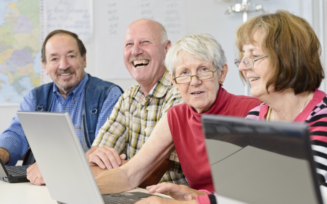 Digital Seniors: You're Never Too Old to Learn New Tech Tricks!