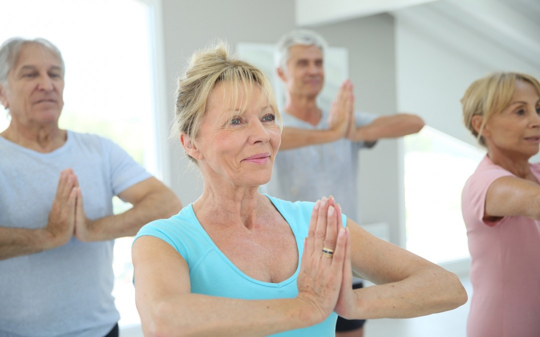 Importance Of Exercise & Fitness For Seniors