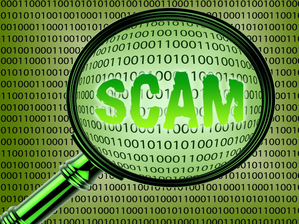 Avoiding Internet Scams_